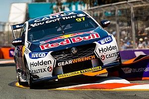 Van Gisbergen was told not to pass Whincup