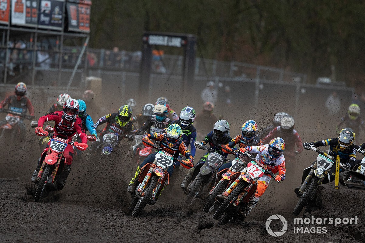 Herziene MXGP-kalender met drie GP's in België