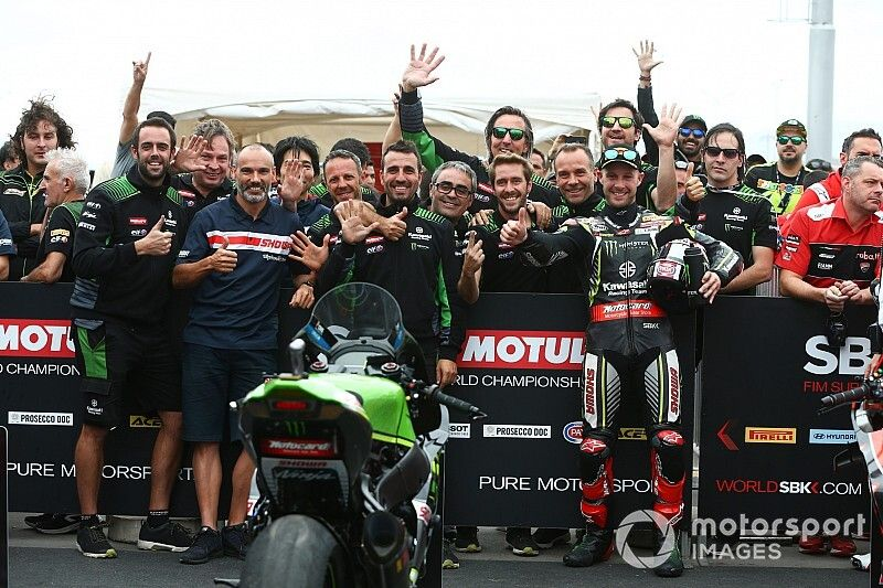 Kawasaki zmierza po tytuł