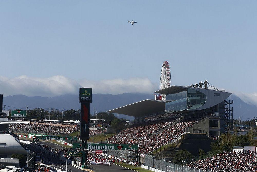 Гран При Японии-2021 отменен