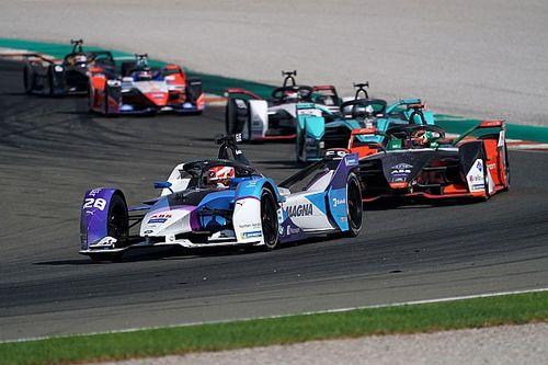 Гюнтер стал быстрейшим на тестах Формулы Е в Валенсии