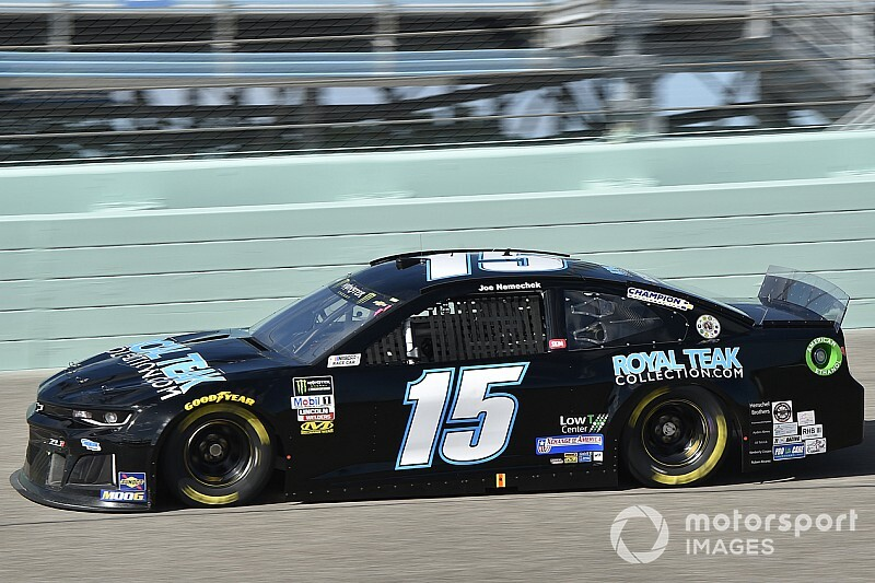 NASCAR slams three teams for race manipulation at Homestead