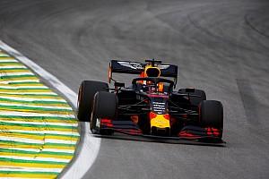 F1ブラジルGP予選:フェルスタッペンが自身2度目PP! Q1から全て最速タイム