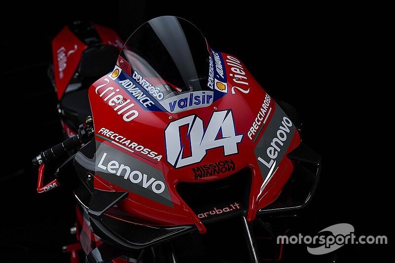 In beeld: Dit is de nieuwe Ducati GP20