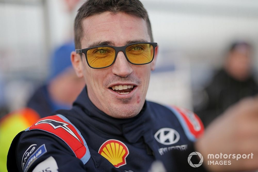 WRC: al Rally Arctic Hyundai schiera Breen con Tanak e Neuville
