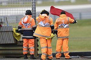 MotoGP: treino classificatório na Austrália é adiado após forte acidente