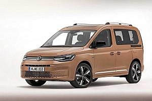 Teljesen újjáépítve lett egyszerre praktikusabb és környezetbarátabb az új Volkswagen Caddy