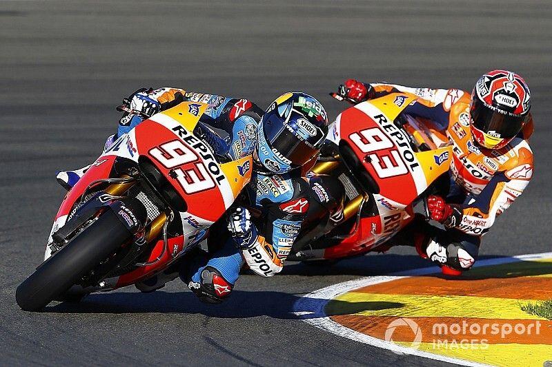 В Honda объяснили выбор в пользу Алекса Маркеса