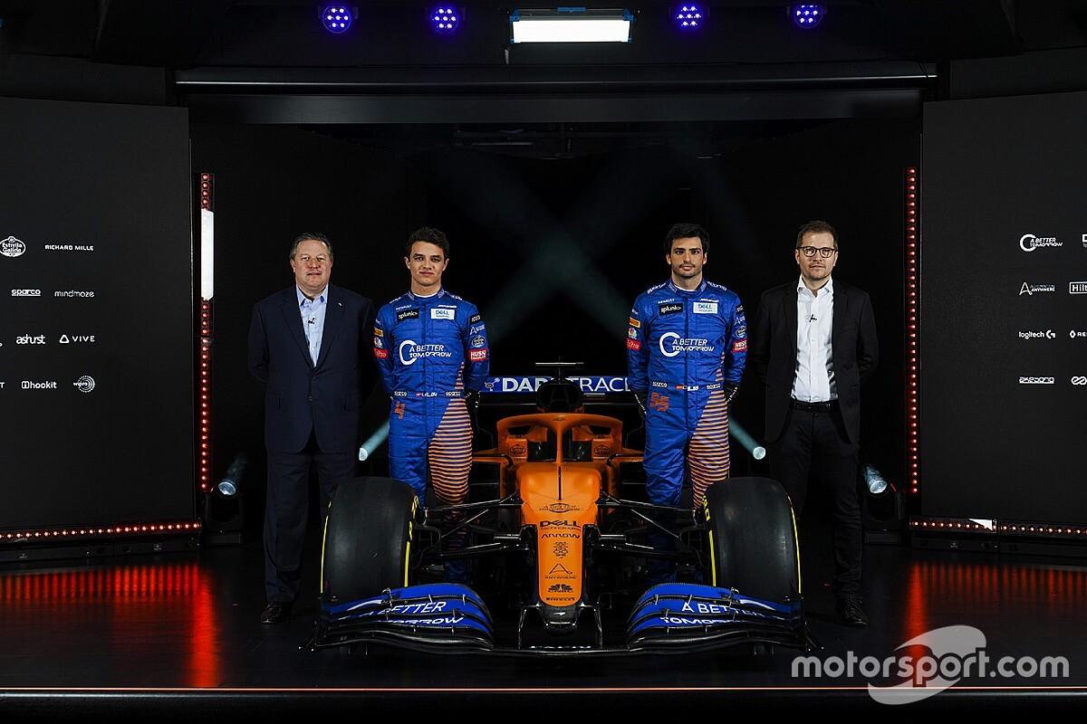 """Brown: """"Yeni F1'de kazanabilecek sekiz veya dokuz farklı takım olacak"""""""