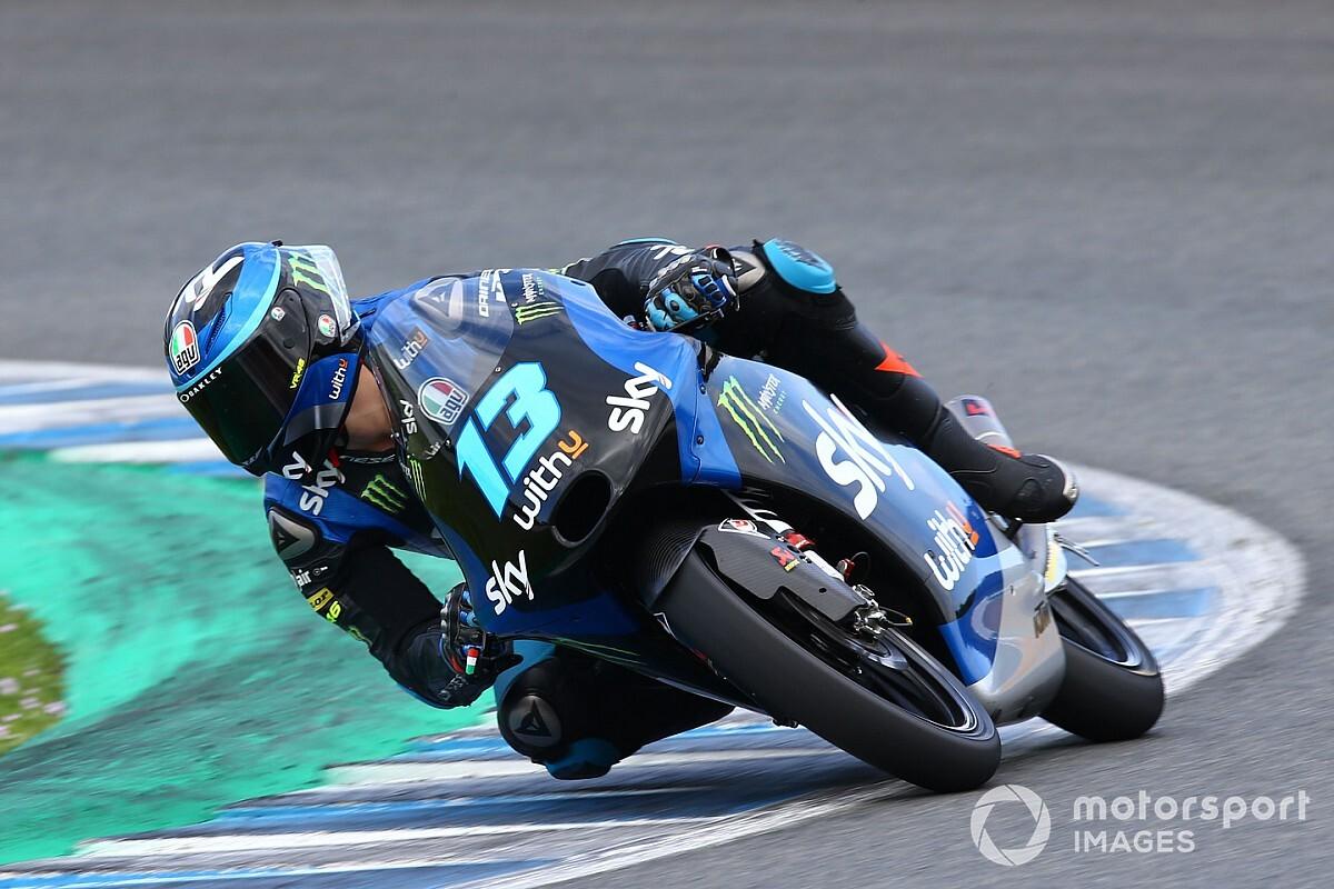 Moto3, Jerez, Libere 3: Vietti-Migno, doppietta tricolore