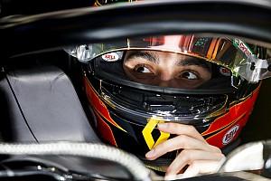 Ocon: Könnyű volt beilleszkednem a Renault-hoz