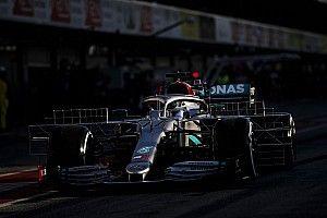 Tussentijden dag 1 Formule 1-test Barcelona: 10.00u