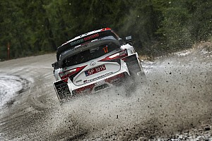 VIDEO: WRC Rally Zweden SS8