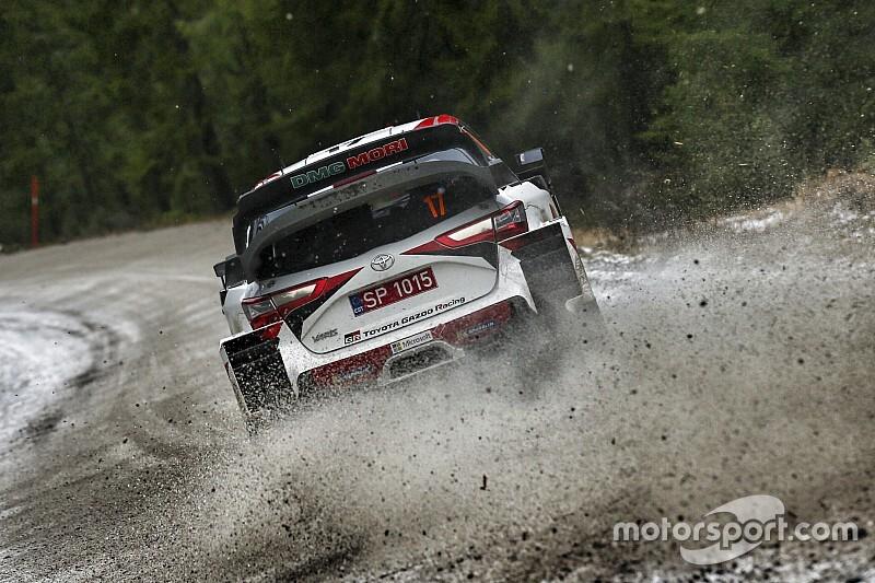 Hybrydyzacja WRC przyspiesza