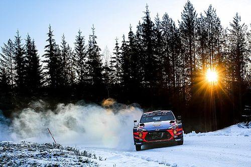 Rally de Suecia se mueve al norte para el WRC 2022