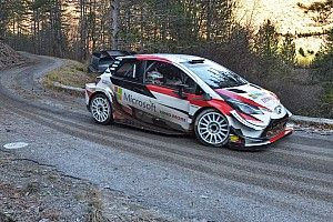 WRC, Toyota: novità alla trasmissione per la Yaris 2020!