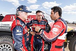 Al-Attiyah penalised for Sainz interference, Alonso benefits