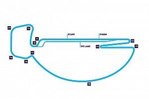 Le circuit de Santiago modifié pour l'E-Prix 2020