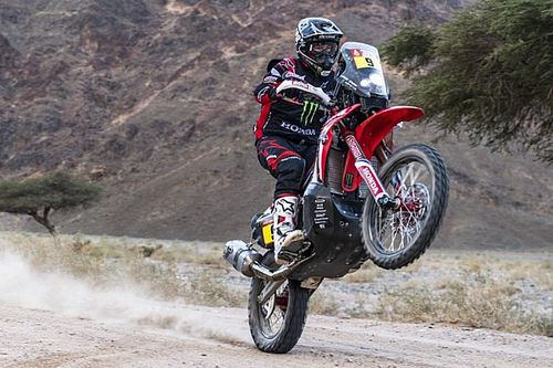 Dakar, Moto, Tappa 6: Brabec prova il primo allungo