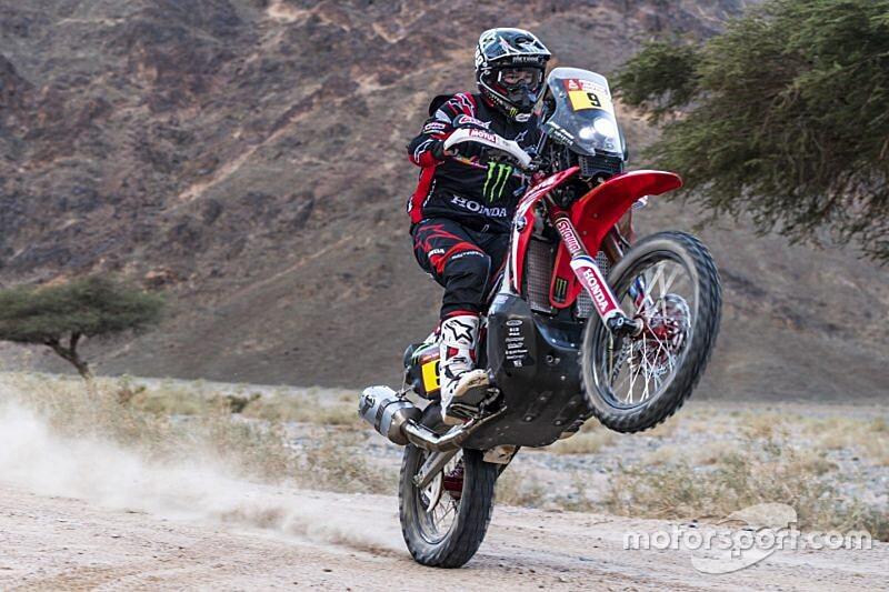 Képekben a Dakar Rali 4. napja: egyre keményebb a terep