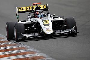 Lundgaard snelste tijdens eerste F3-testdag in Valencia