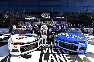 2020 Daytona 500 starting lineup in pictures