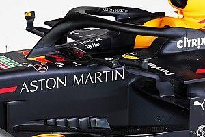 Foto's: De nieuwe F1-bolide van Red Bull Racing uit alle hoeken