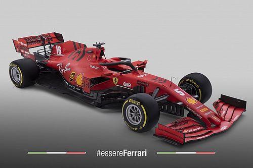 Tecnica Ferrari SF1000: micro cambio e terza ala in stile Red Bull