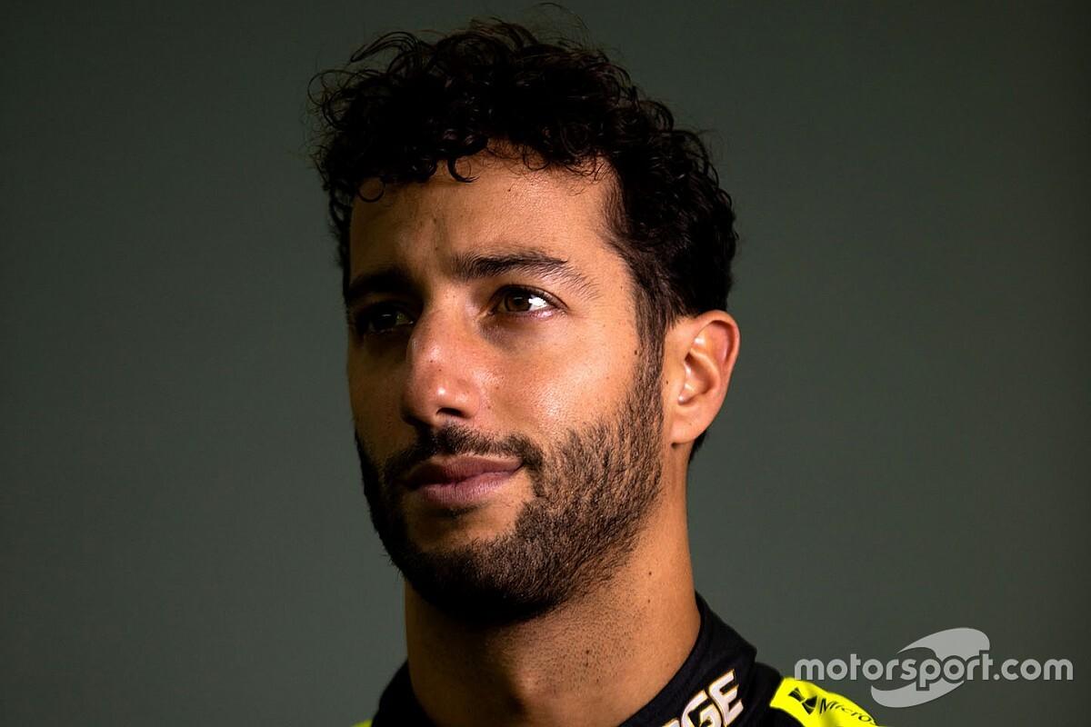 Ricciardo kisebb káoszra számít, és még mindig hisz abban, hogy F1-es bajnok lehet