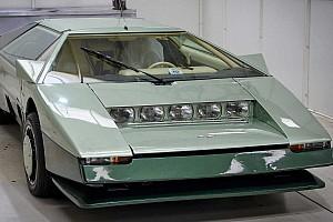 Egy 70-es években épített Aston Martin-prototípussal céloznák meg a 320 km/h-t