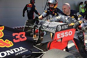 Red Bull: filming day a Silverstone con le novità della RB16