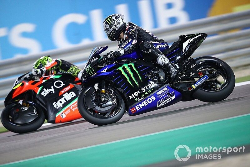 "MotoGP handled coronavirus better than ""hesitant"" F1"