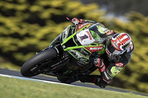 Rea tops final World Superbike 2020 pre-season test