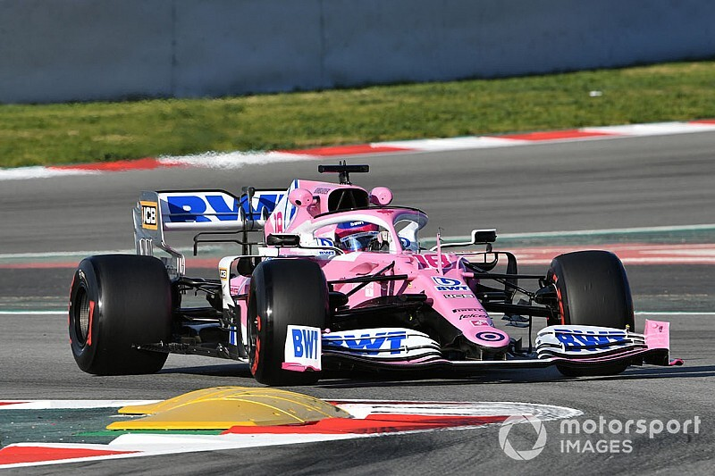 Racing Point approach a 'slightly concerning evolution' for F1