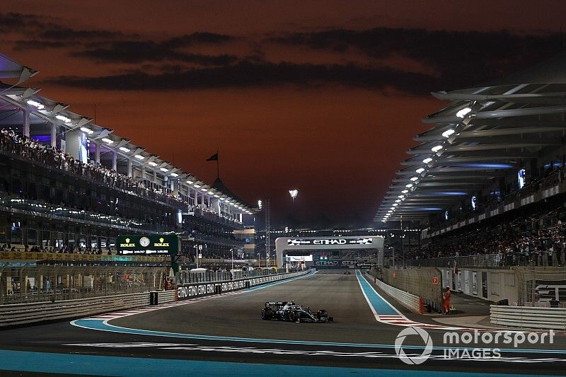 Formel 1 Abu Dhabi 2019: Das Rennen im Formel-1-Liveticker