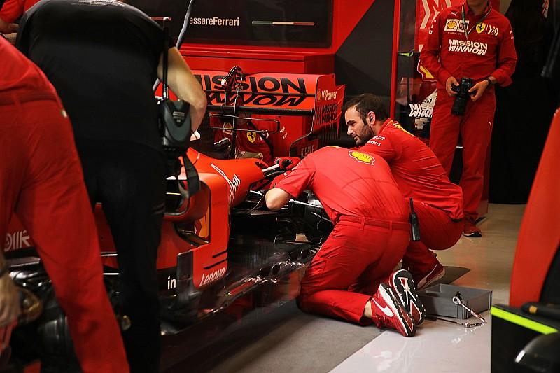 Allarme Ferrari: sulla SF90 le gomme non reggono il giro