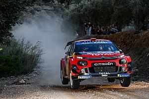 Resmi: Ogier Citroen'den, Citroen WRC'den ayrılıyor!