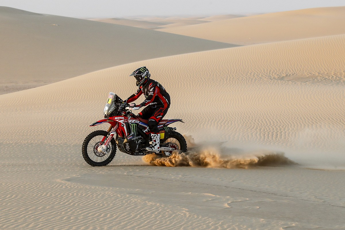 2020 Dakar Rallisi'nin motosiklet sınıfını Brabec kazandı, KTM'nin 18 yıllık serisi bitti!