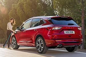 Hibrid változatként is kapható Magyarországon az új Ford Kuga