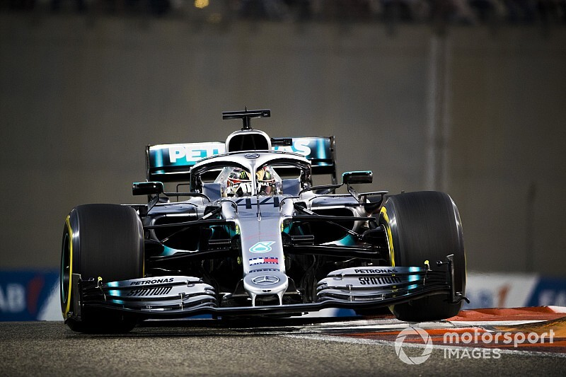 "Hamilton: 2019 went from ""heap"" of car to best ever season"