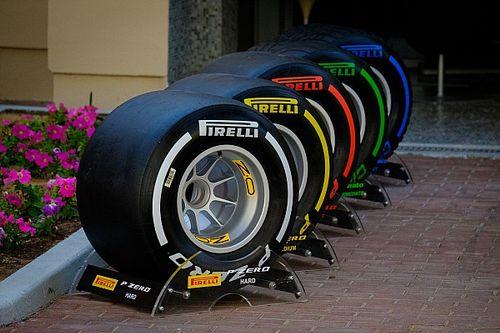 F1: ecco le mescole Pirelli per i GP di Olanda e Canada