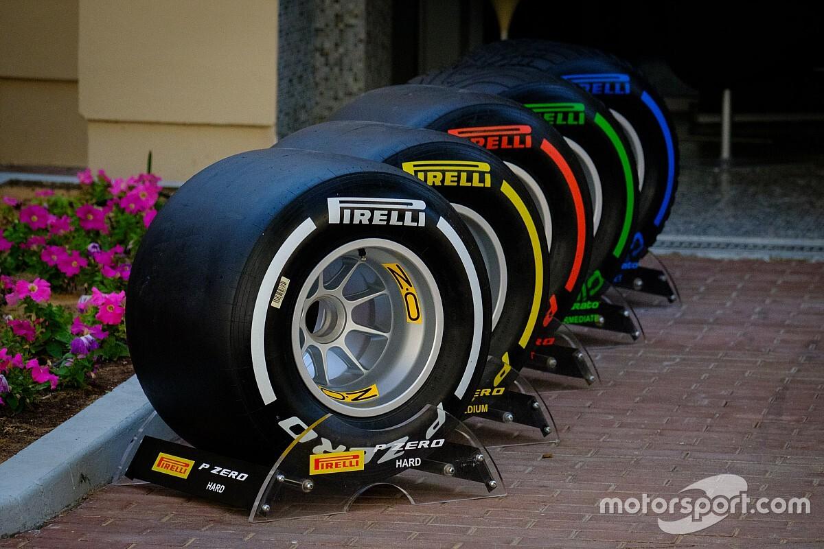 F1: Pirelli elimina la scelta gomme dei piloti a inizio stagione