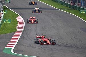 """Piégé par la stratégie, Ferrari aurait pu """"prendre plus de risques"""""""