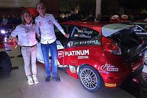 Kubica és Vogel Adrienn: megvan az új autó