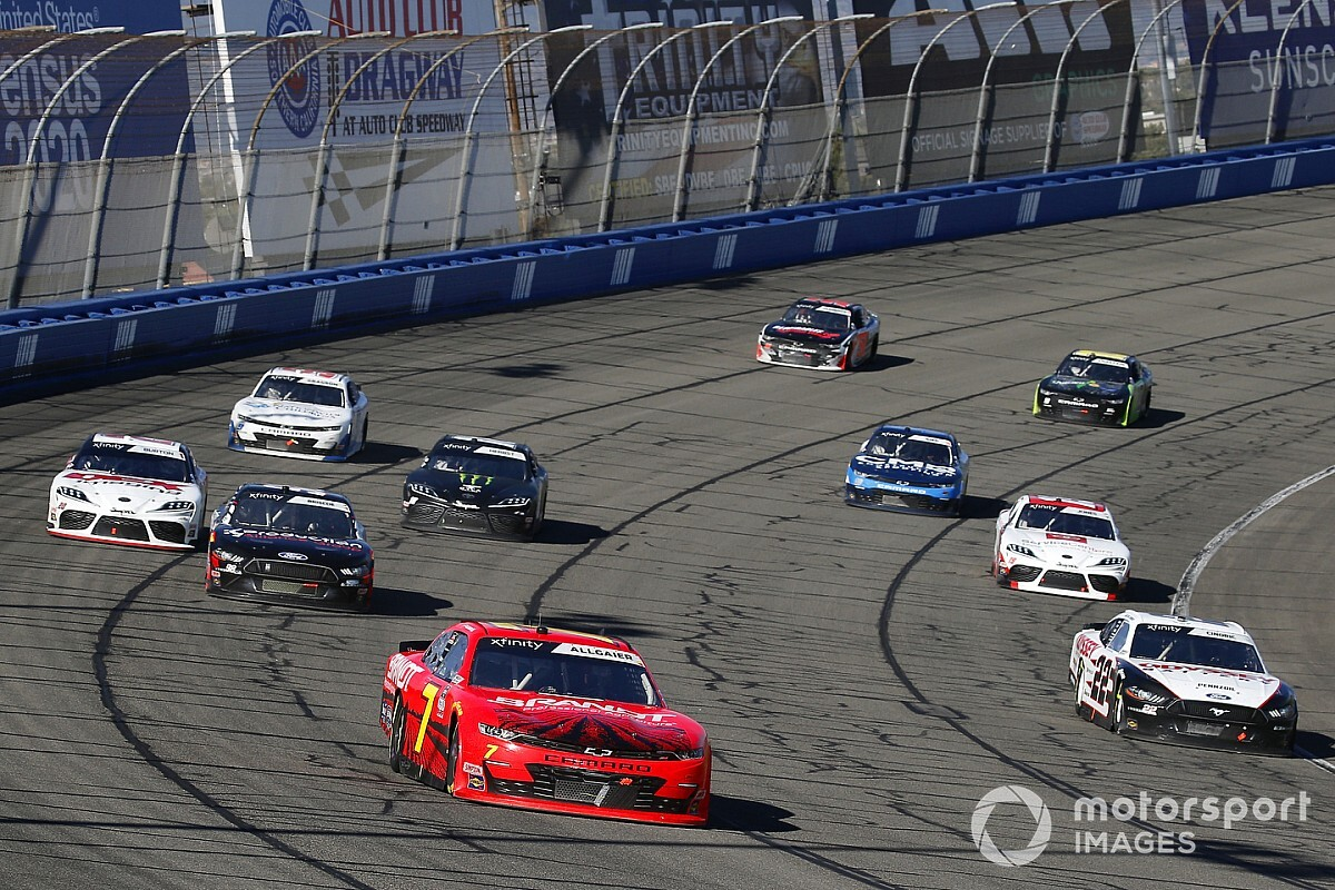 NASCAR expands field size for upcoming races