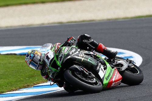 Rea signs new World Superbike contract with Kawasaki