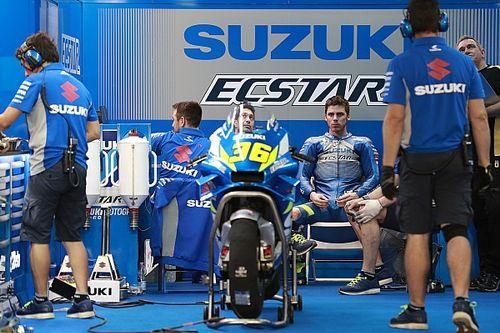 """Suzuki favorable au gel des moteurs: """"Ça réduit les soupçons"""""""