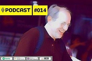 """Podcast #014 - Lito Cavalcanti: """"A Ferrari é maior que a Fórmula 1"""""""