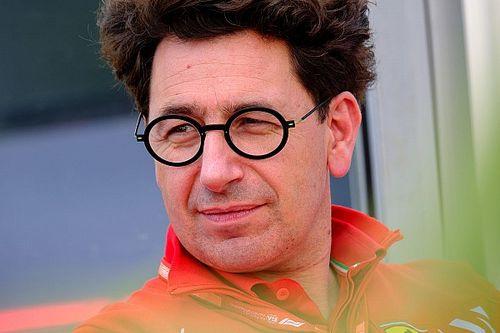 """Binotto orgoglioso: """"La Ferrari ha il miglior motore della F1"""""""