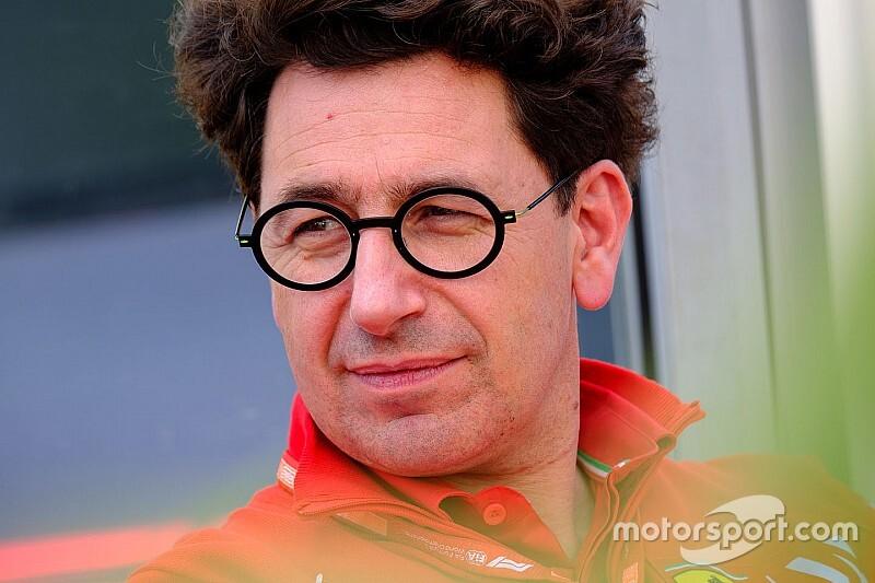 """Binotto: """"Buona Ferrari. Domani gli equilibri saranno diversi"""""""
